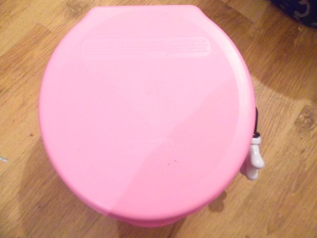 Minnie Mouse Potty Seat And Step Stool
