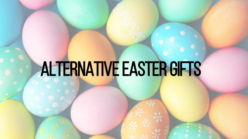 An alternative to chocolate eggs this easter a gift guide up until last year la couldnt eat dairy products and dairy free chocolate was very expensive so i was always on the lookout for alternative gifts that the negle Image collections